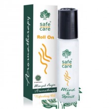 Safecare Safe Care Minyak Angin Aromatherapy Refreshing Oil Roll On