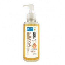 Hada Labo Super Hyaluronic Acid Hydrating Cleansing Oil Make-Up Remover 200ml