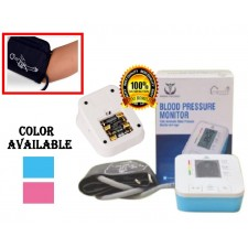 Smart Arm Blood Pressure Monitor Digital Thermometer