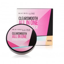 Maybelline Clear Smooth All In One Loose Powder - Natural
