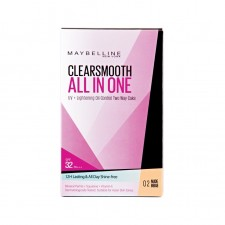 Maybelline All In One Two Way Cake - Natural