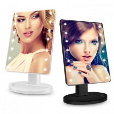 Beauty LED Touch Screen Makeup Mirror 16 LED Lighted