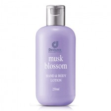 Cosway Designer Collection Musk Blossom Hand & Body Lotion