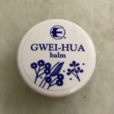 E.Excel Gwei-Hua Balm 5.5g  Soothing Relief To Skin Plant Essence