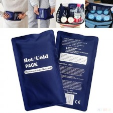 Health Care Reusable Hot / Cold Gel Ice Pack Muscle / Back Pain Relief