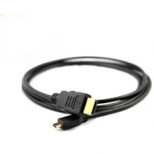 1M Full HD 1080P Micro HDMI To HDMI Cable