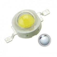 1W High Power LED Beads 1 Watt Lamp Chip Component 80-90LM 6000K