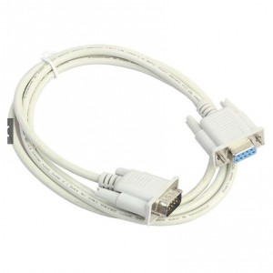 1.5M Serial DB9 RS232 9Pin Male To 9Pin Female Cable