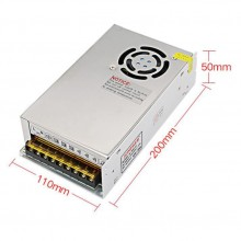 AC To DC 300W 12V 25A CCTV LED Switching Power Supply Adapter