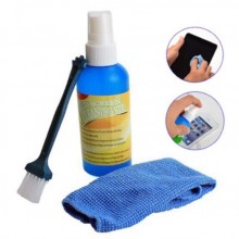 3 In 1 Pack Super Cleaning Kit For LCD Laptop Screen