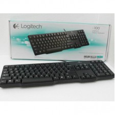 Logitech K100 PS2 Wired Classic Keyboard