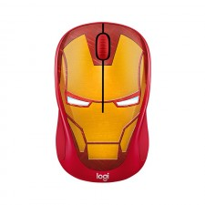 LOGITECH M238 MARVEL COLLECTION WIRELESS MOUSE IRON MAN