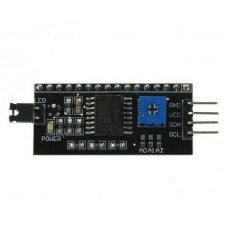 Arduino IIC , I2C TWI SPI Serial Interface 1602 LCD Module