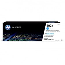 HP 202X (CF501X) Cyan High Yield Toner Cartridge