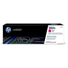 HP 202X (CF503X) Magenta High Yield Toner Cartridge