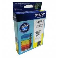 Brother LC665XL Original Yellow Cartridge