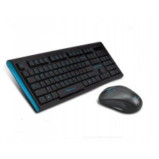 Alcatroz Xplorer Air 2200SL Wireless Keyboard Mouse Combo