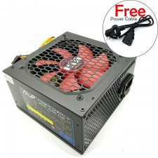 AVF 550W Power Supply With 12cm Big Size Cooling Fan