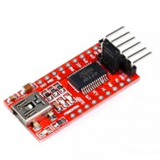 Arduino FT232RL 3.3v 5.5v FTDI USB To TTL Serial Converter Adapter