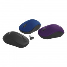 CLIPTEC RZS853 SPARKLE 1200DPI 2.4GHZ WIRELESS MOUSE