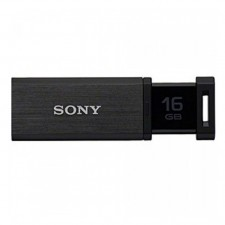 Sony Microvault Mach USB3.0 Flash Drive - Black (16GB)
