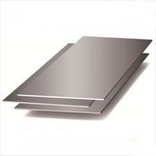 Aluminum Alloy Sheet (2x200x250) Mm - 2-Pcs/Pack