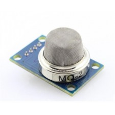 Arduino MQ-2 Analog Smoke LPG CO Gas Leakage Sensor Detector