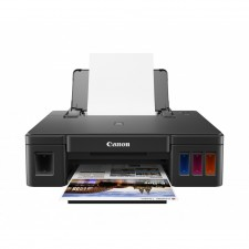 Canon PIXMA G1010 Refillable Ink Tank Single Function Inkjet Printer