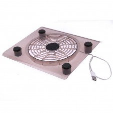 Usb Cooling Fan Led Light Cooler Pad Single Cooling Fans For Notebook