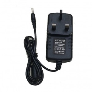 AC TO DC 12V 2A UK SWITCHING POWER SUPPLY ADAPTOR CONVERTER