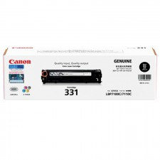 GENUINE Canon Original Toner Cartridge 331 BLACK