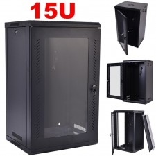 GrowV 15U 730x600x500mm Heavy Duty Server Rack
