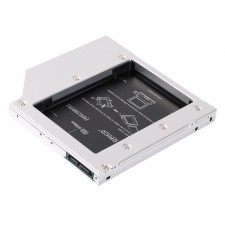 Laptop Caddy Hard Drive Mount for 9.5mm Optical Drive Bay