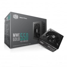 Cooler Master MWE Gold 550 Full Modular Power Supply