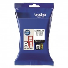 Brother LC3619XL-BK Black Ink Cartridge