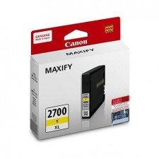 CANON PGI-2700 XL YELLOW MAXIFY INK CARTRIDGE