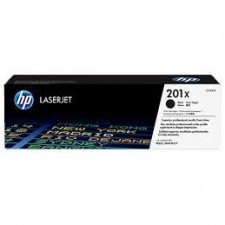 HP 201X Black Toner (Genuine) CF400X M252 M277 M274 201