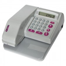 2 In 1 Cheque Writer Checkwriter Machine