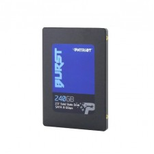 "Patriot Burst 2.5"" 240GB SATA III Solid State Drive (SSD)"