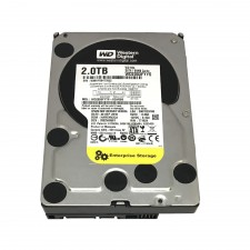 "WD RE4 WD2003FYYS 2TB SATA 3Gb/s 64MB 7200RPM 3.5"" Internal Enterprise Hard Disk"