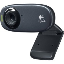 LOGITECH C310 5MP HD 720P WEBCAM FOR HIGH-DEF VIDEO CALLS WITH BUILT IN MIC