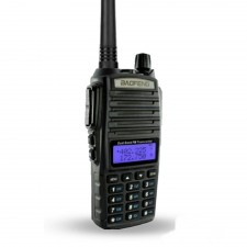 BaoFeng UV82 Dual PTT 8W Commercial Dual Band Walkie Talkie