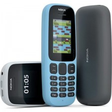 Nokia 105 (2017) 1 Year Warranty
