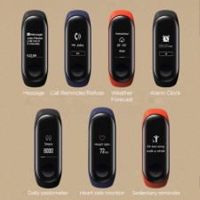 Xiaomi Mi Band 3 Miband 3 Fitness Tracker Heart Rate Monitor Waterproof