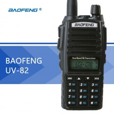 Baofeng UV-82 Walkie Talkie Dual Band Two-Way Radio 128CH Dual Watch UHF VHF