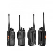 2PCS/Set BAOFENG BF-888S WALKIE TALKIE SINGLE BAND TWO WAY RADIO