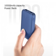 Rock P51 Mini 10000mAh Powerbank External Battery Charger Dual USB