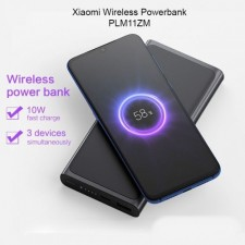 Xiaomi Mi Wireless Power Bank Powerbank Qi 10000mah 10W