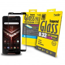 HODA 0.33MM 2.5D FULL COVERAGE TEMPERED GLASS For ASUS ROG