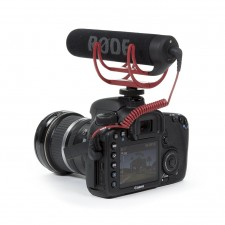 Rode VideoMic Go Video Camera Mic Recorder Handheld Wired 3.5 mm